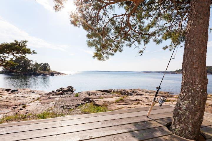 Seaside holidays close to Helsinki - Kirkkonummi - Villa