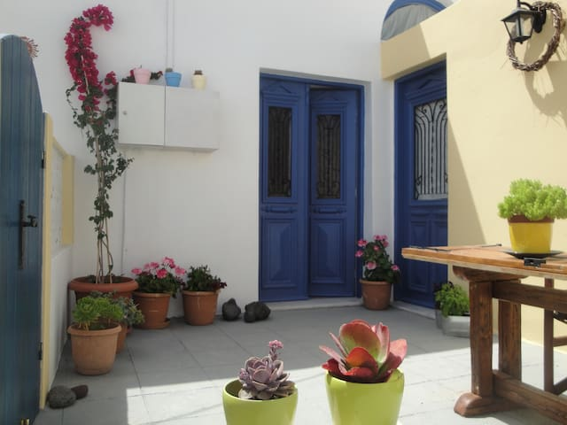 Calderimi Traditional  House - Thira