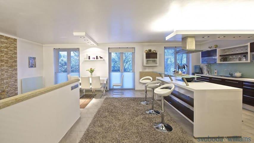 Most luxurious house in Prague - Prague - Villa