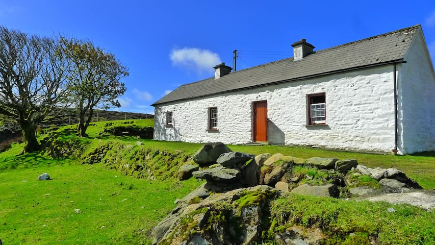 The Times: Best Irish Cottage! WIFI - Donegal - Dům