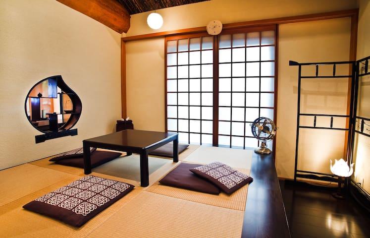 ~ garden sanctuary home osaka ~ - Habikino-Shi - Talo