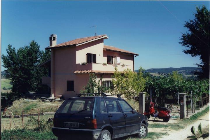 villa Gentile - Narni - Appartement