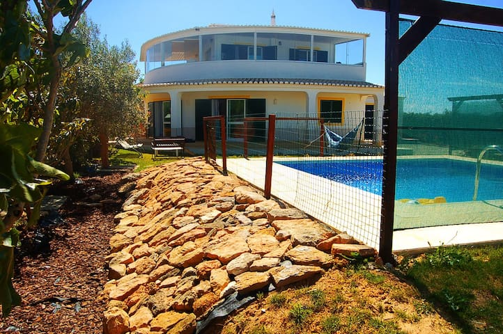 Villa Rego, Beach view in Lagos, Algarve - Lagos - Villa