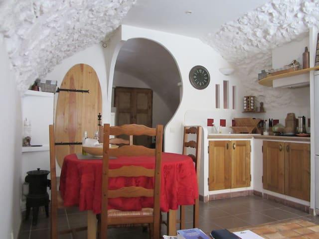 Provencal village in the Riviera - Saint-Jeannet