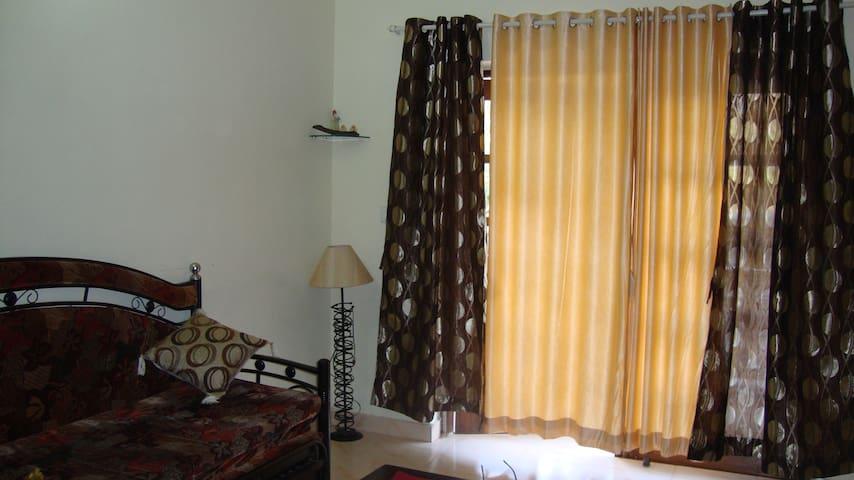Apartment for Rent Candolim Grnd F - Goa Velha