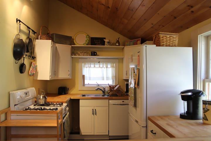 Chalet Confortable et Familial - Waterbury - Maison