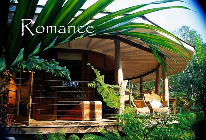 12 Sided Rainforest Lodge - Mt Warning - Chalet