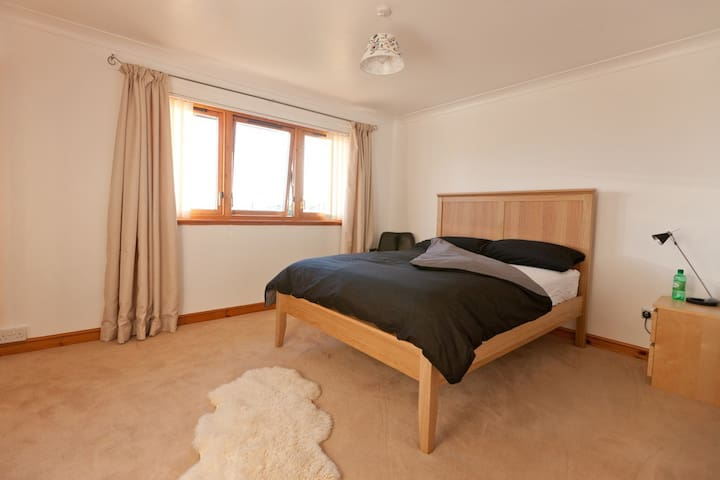 Double ensuite room, sea view, wifi - Skelmorlie - Talo