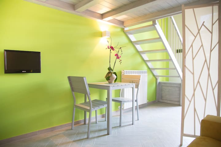 Mini Loft Design - Beach Front - Pescara - Appartement