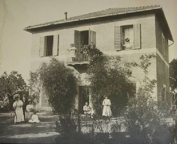 Holidays in ancient villa with park - Cave