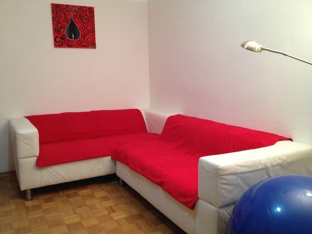 Shared livingroom in Kisovec - Kisovec - Departamento
