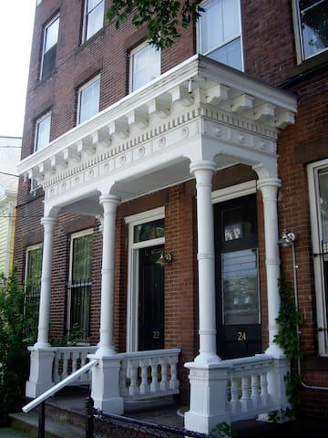 Convenient, Private & Quiet apartment downtown - New Haven - Byt