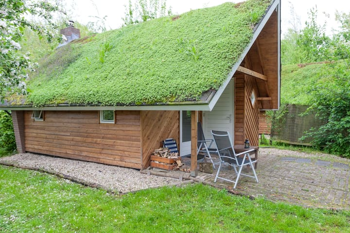 """Cabin """"De Wilg"""" - Leerdam - Chatka"""