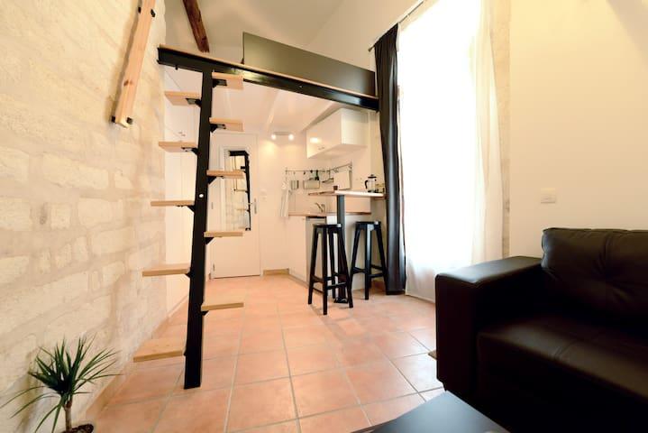 Studio in the heart of Montpellier - Монпелье - Дом