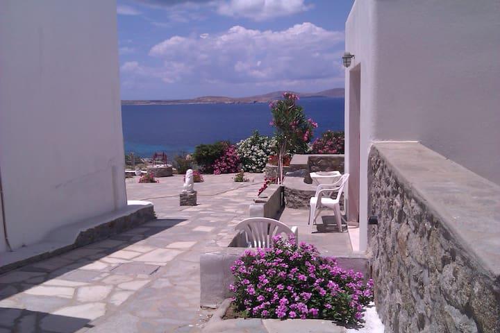 Cheap room for 1 person@Mykonos  - Agios Ioannis Diakoftis - Apartment