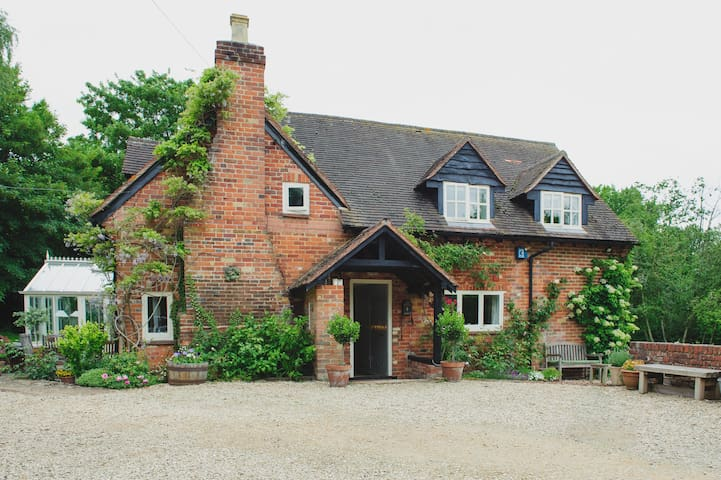 A beautiful English cottage (1) - Binfield Heath - Appartement