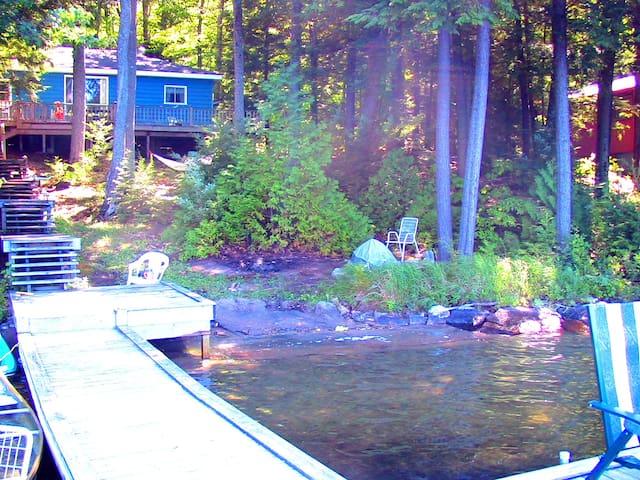 3 Bdrm Cottage on spring-fed lake - Minden - Cabaña