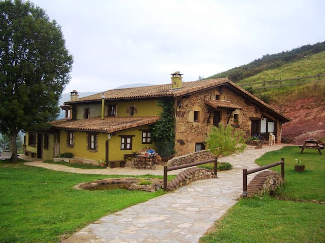 Your vacation in the mountains - Esles - Apartamento