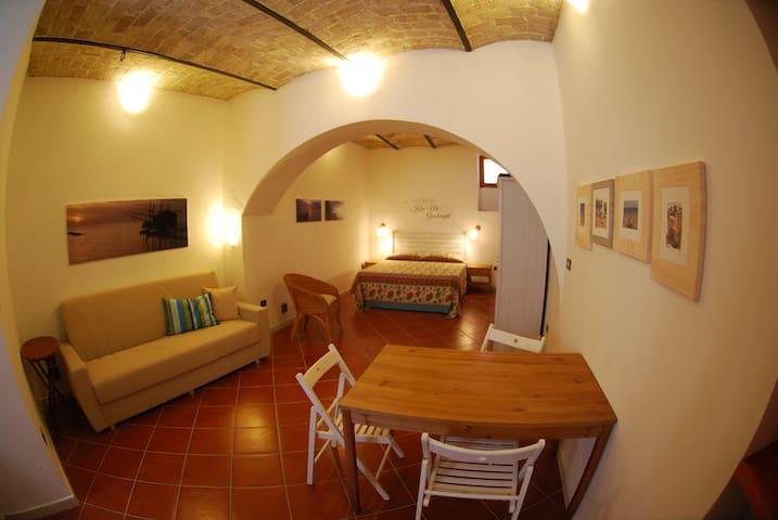 La Stanza Nel Borgo - Termoli - Rumah