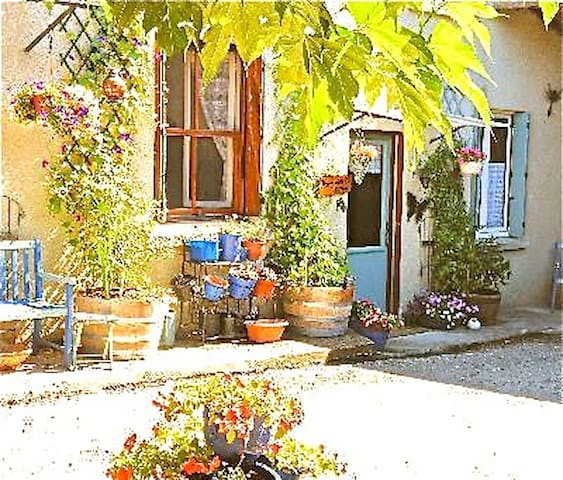 Cozy one bed property. Near Carcassonne. - Alaigne - Ev