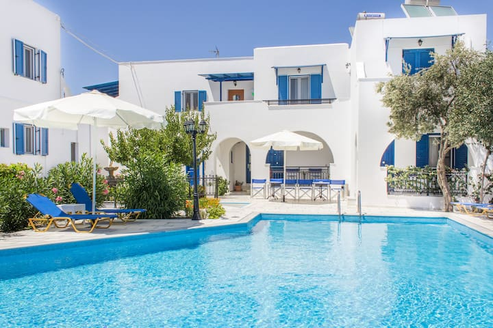Ikaros Studios on Naxos island - Naxos - Appartement