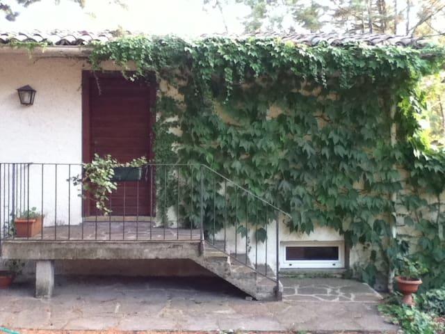 Casa di campagna ai piedi del borgo - Tarano - Appartement