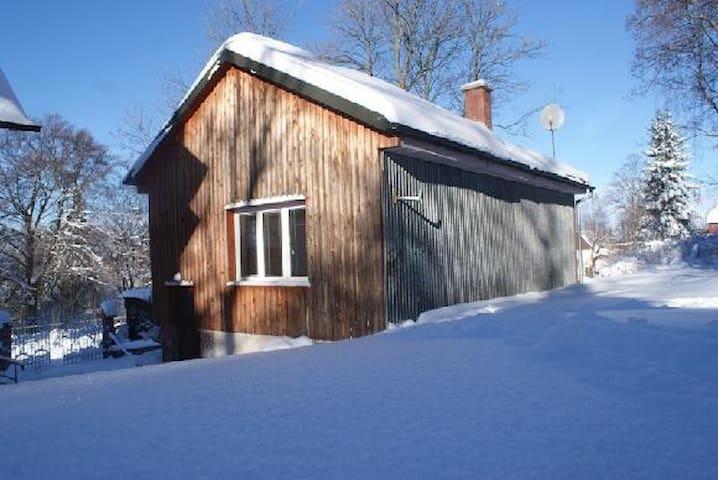 Apartmán Tina v Krušných horách - Vejprty - Huis