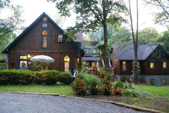 Country Historic Home, in Central Virginia - Madison - Bed & Breakfast