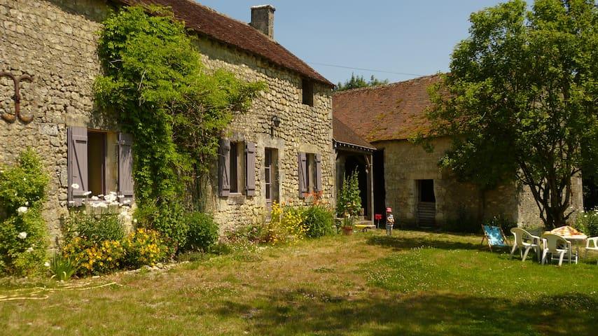 Farm Natural Parc Perche, Normandy - Coulimer - Rumah