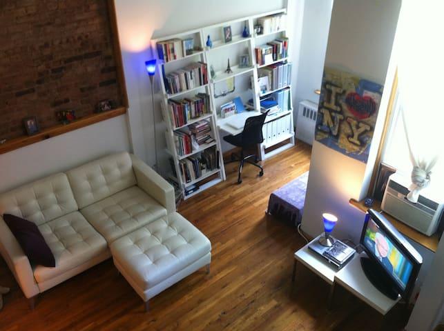 Superbe loft à Manhattan!  - New York - Loft