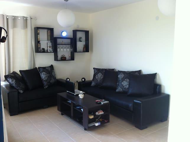 a quiet & beautiful loft apartment - Ein Hod - Appartement