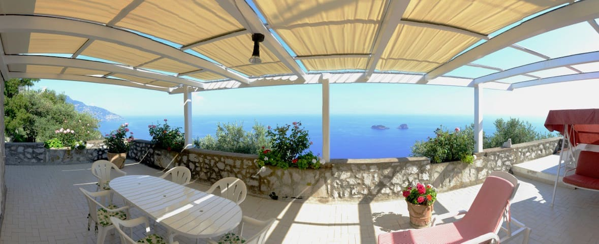 Wonderful house on the Amalfi Coast - Piano di Sorrento - Ev