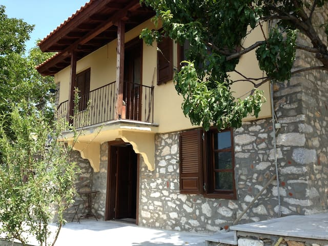 Traditional renovated studio 40sqm - Thasos - 公寓