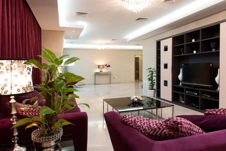 Privacy&Luxury (Pool Gym Ensuite) L - Doha - Departamento