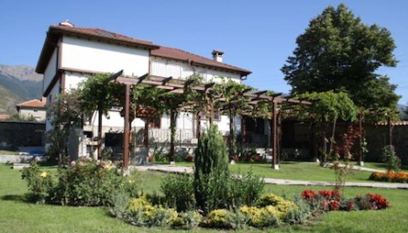 Villa St.George with swimming pool - Tazha - Hus