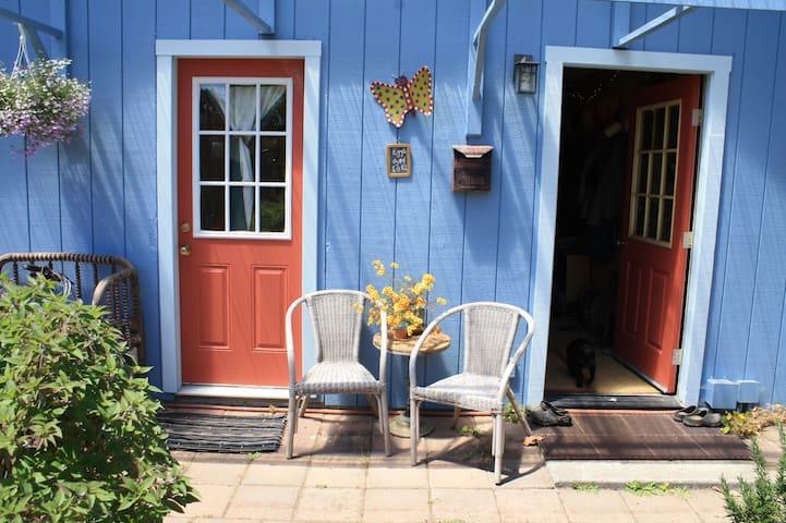Garden studio in Arcata - Arcata - Casa