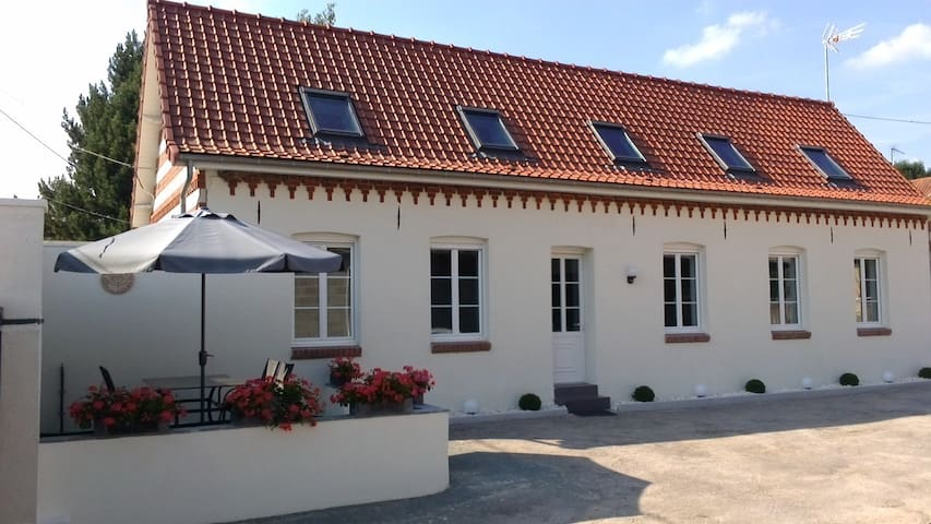 Gite of the Cagniers Pas de Calais - Coyecques - Casa