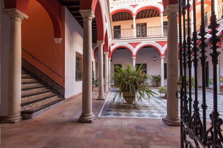 APARTMENT HOUSE-PALACE.WiFi - Seville - Apartmen