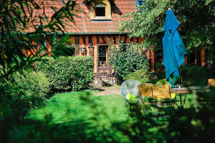 Charming guest house in Normandy - Douvrend