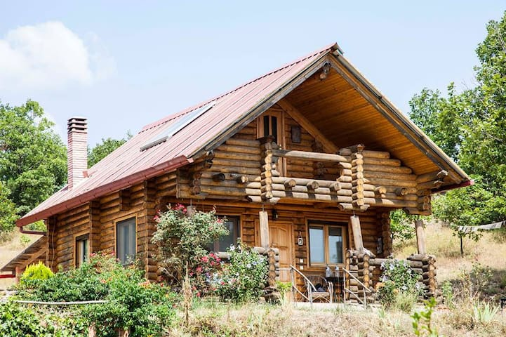 Wooden house Taxiarchis Chalkidiki - Taxiarchis