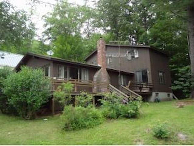 Nice home on pristine Granite Lake - Stoddard - Ev