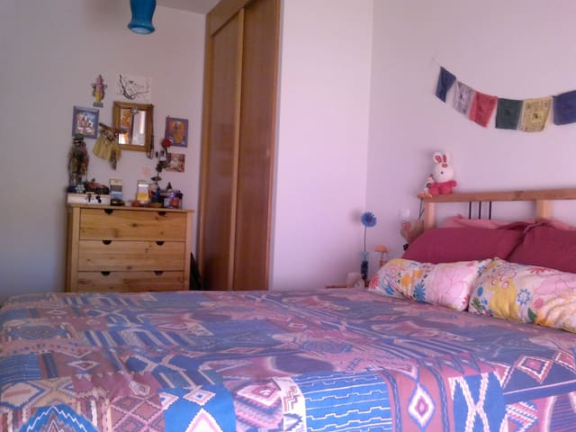 Private, double room in Fuenlabrada - Fuenlabrada - Lägenhet