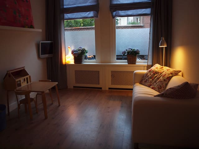 Nice Familyhome at port and beach  - The Hague - House