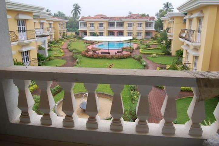 Apartment in Goa (India)  - South Goa - Daire