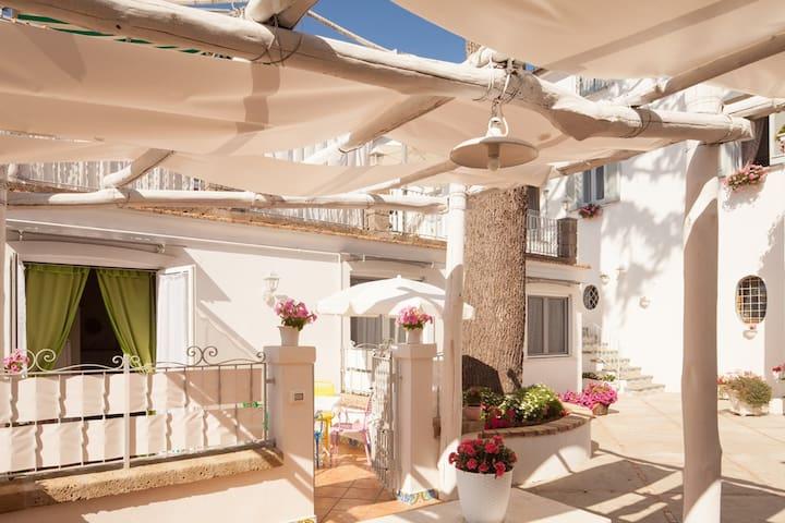CasaSulCortile_S.Agata Amalfi Coast - Massa Lubrense