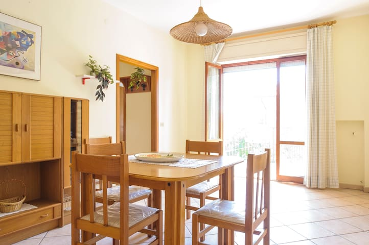 Lovely flat in front of the beach - Lido di Fermo - Apartment