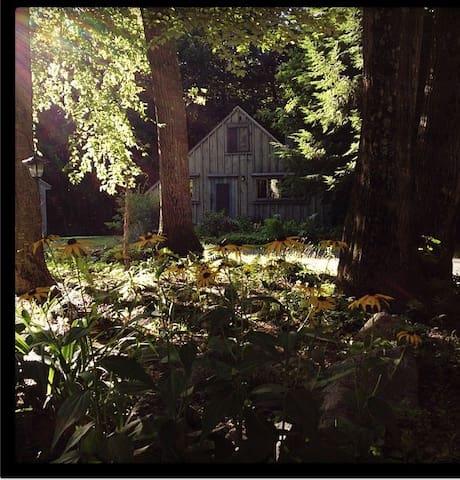 Cabin in the Woods - Granville - Kabin