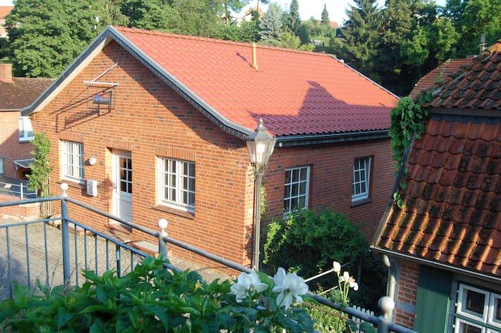 Komfort-Ferienwohnung - Lauenburg Elbe - 公寓