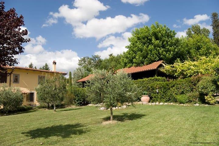 Home Holiday + Jacuzzi (Papillon) - San Miniato - Leilighet