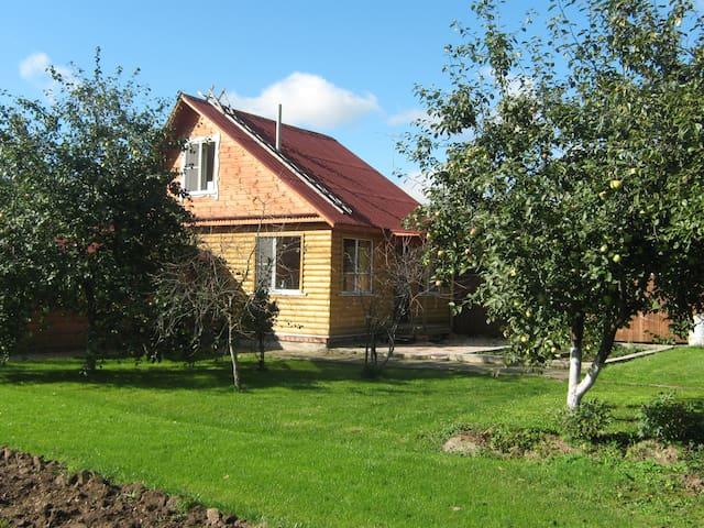 WONDERHOUSE with sauna near Moscow - Solnechnogorsk - Maison